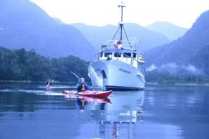 motor boat new zealand