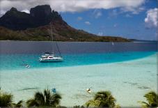 bareboat sailing French Polynesia