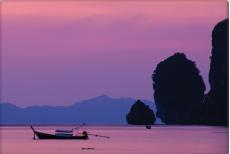 bareboat sailing Thailand