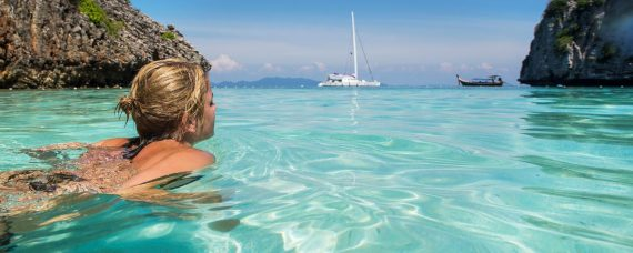 asia sailing