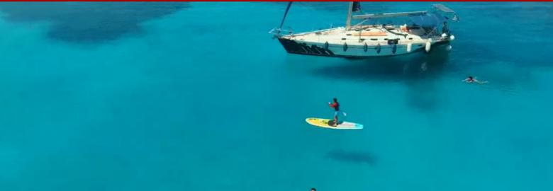 Blue Water Sailing Adventures