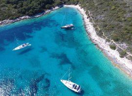 sailing croaitia