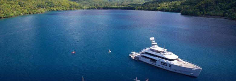 Indigo Bay – Luxury Yacht Charters