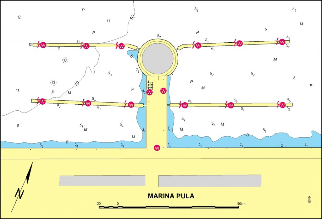 ACI Marina Pula